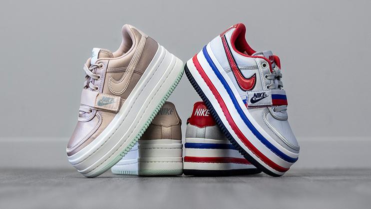 these Nike Vandal 2K platform shoes