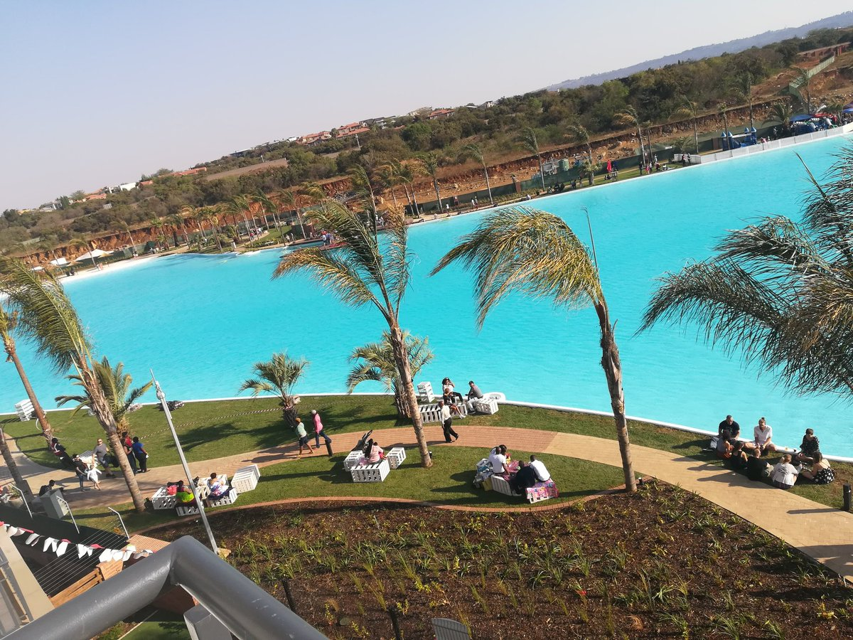This new Estate in Pretoria comes with its own Beach