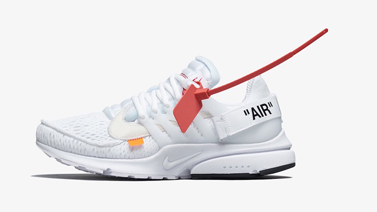 daf7b92f65 The Off-White x Nike Air Presto