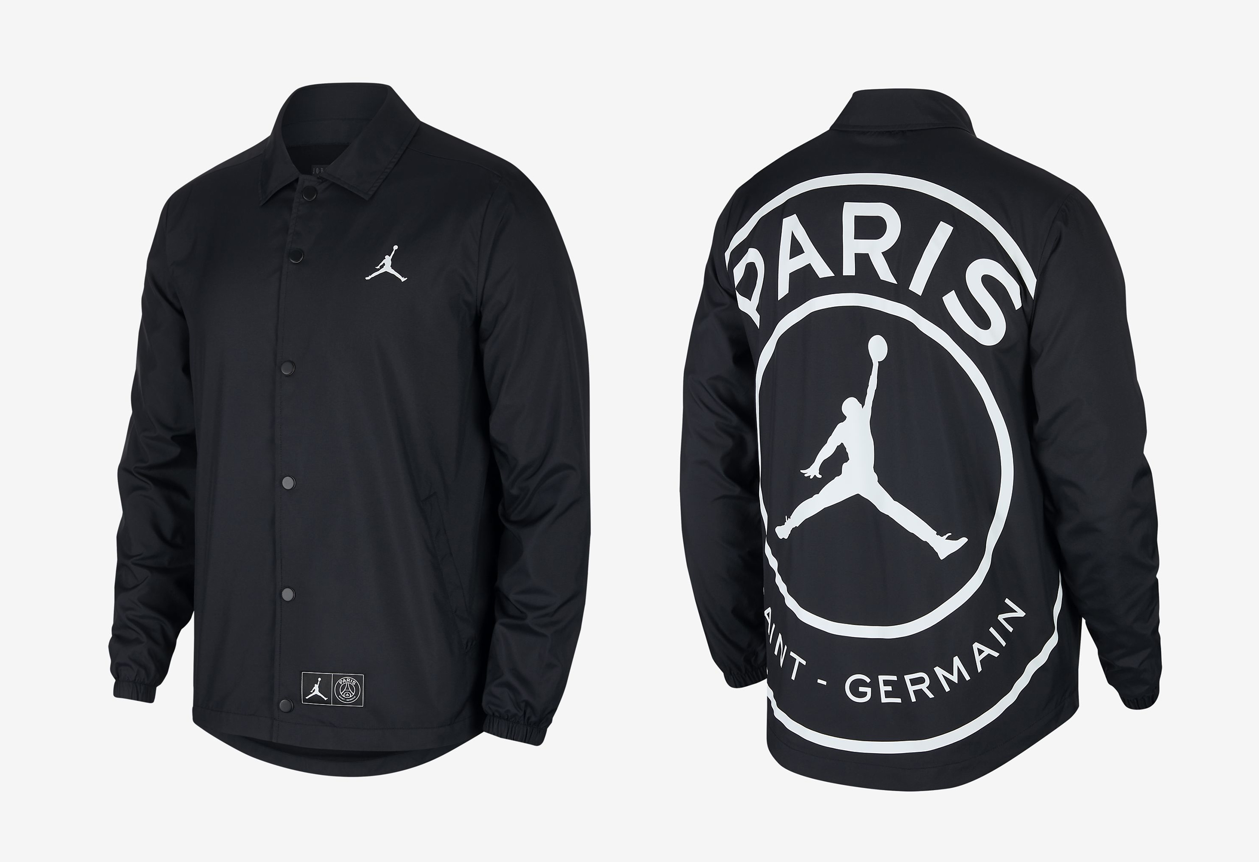 296d6585f7e The Jordan Brand and Paris Saint-Germain Collabo is dropping this ...