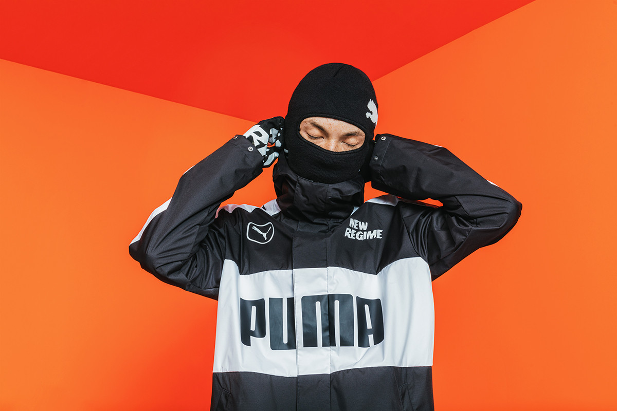 PUMA links up with Atelier New Regime for a motorsport-inspired ... 6987859a2