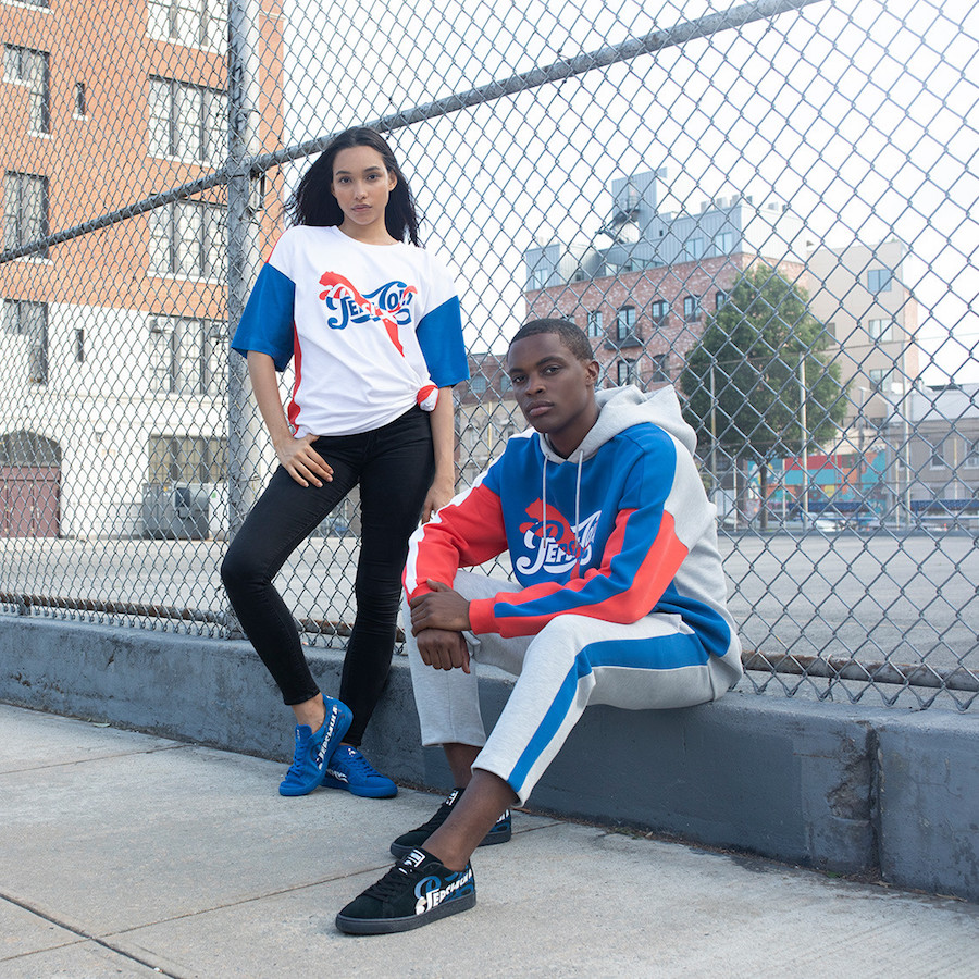 on sale 6825a f2700 Look out for this cool Pepsi x PUMA Suede 50 Collection ...