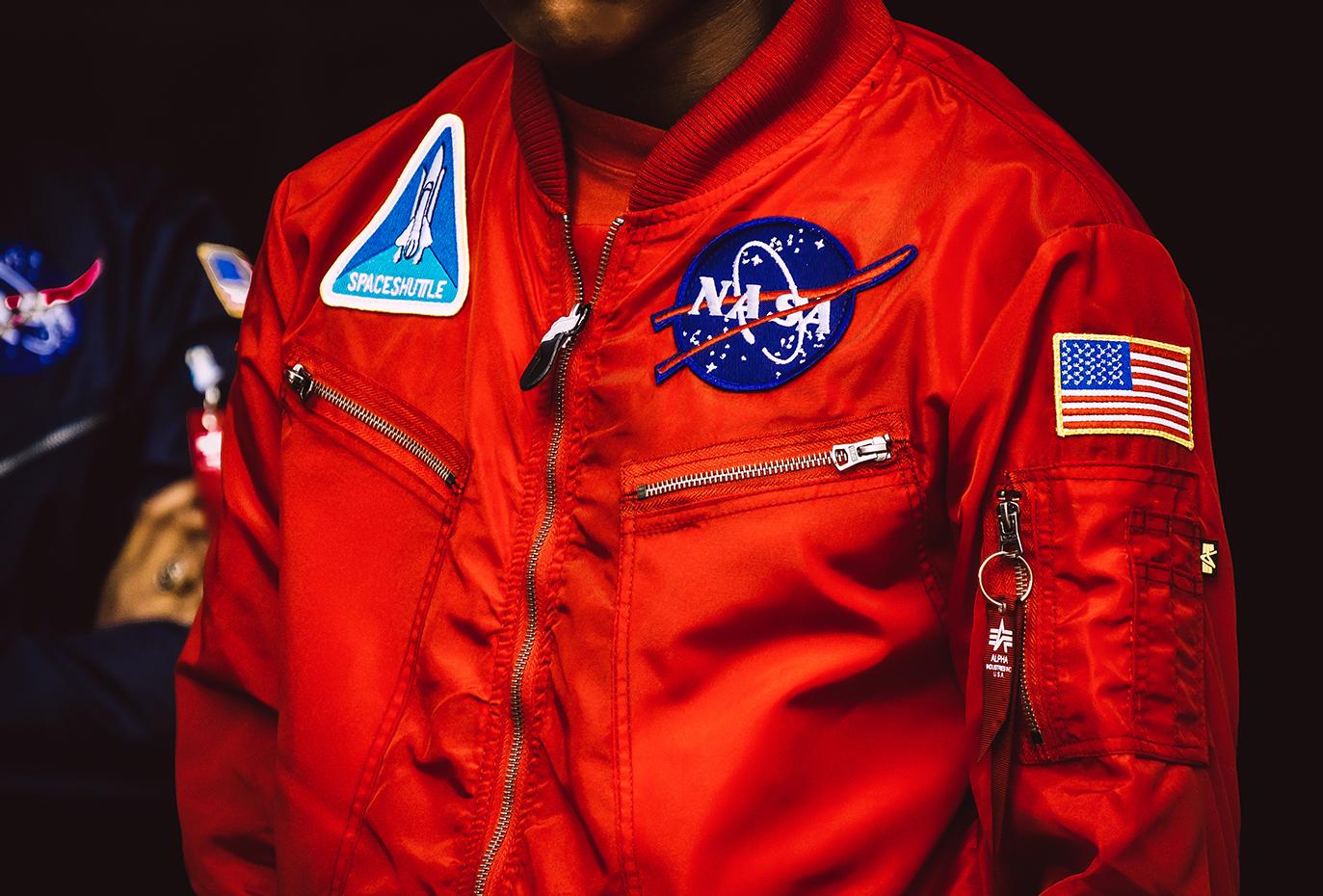 bf9d42f0d70 STYLE BASE  24   Alpha Industries NASA Flight Suit