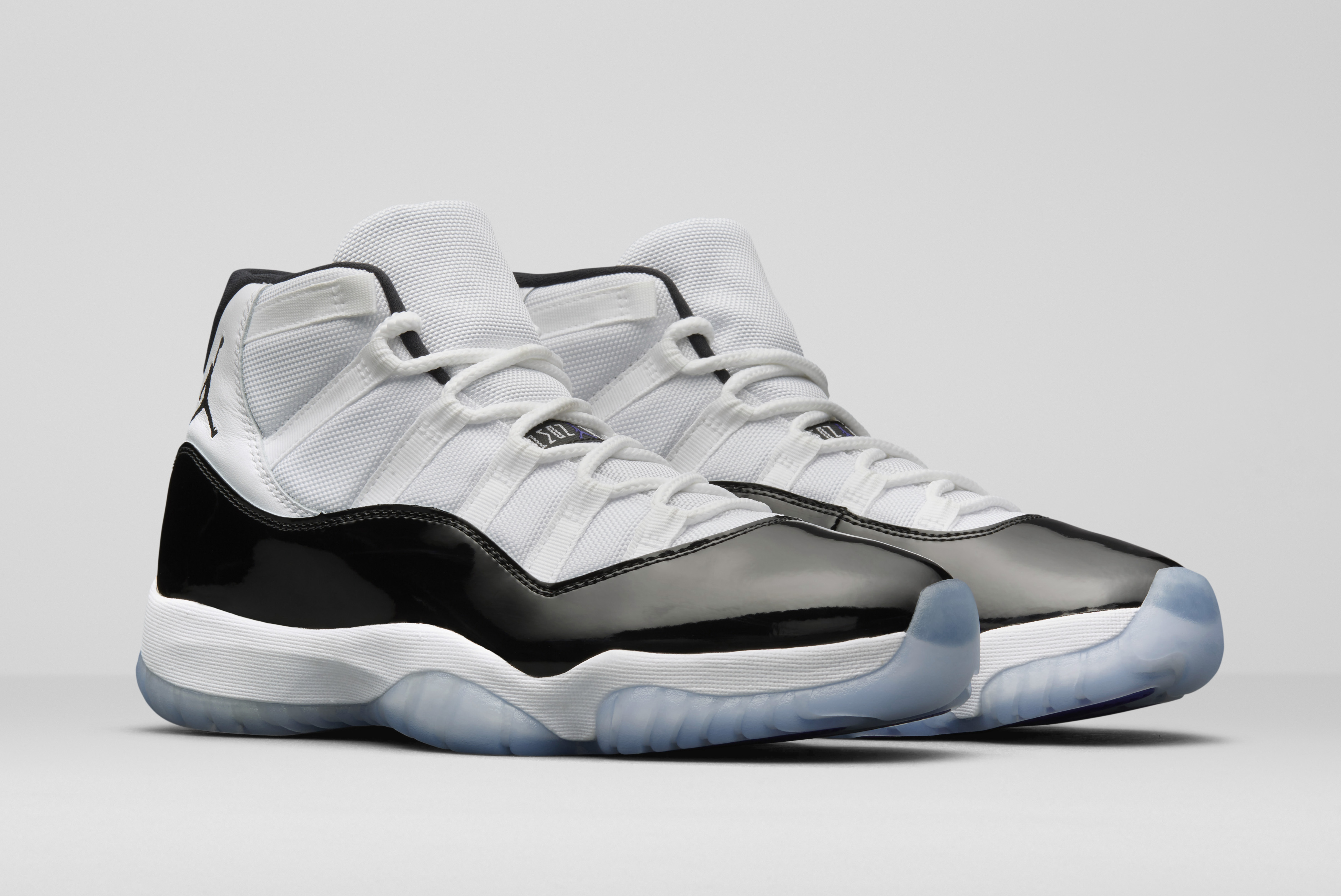 """5a4bd010106 The highly anticipated Air Jordan 11 """"Concord"""" returns this weekend. WHERE  TO BUY"""