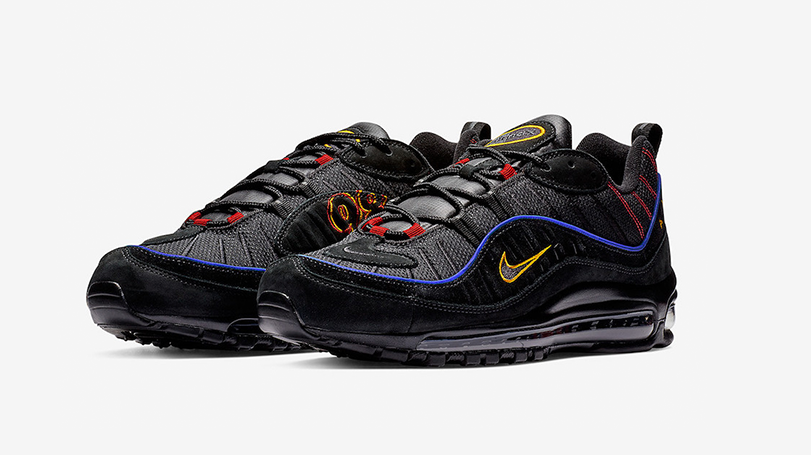 You can pick up the Nike Air Max 98