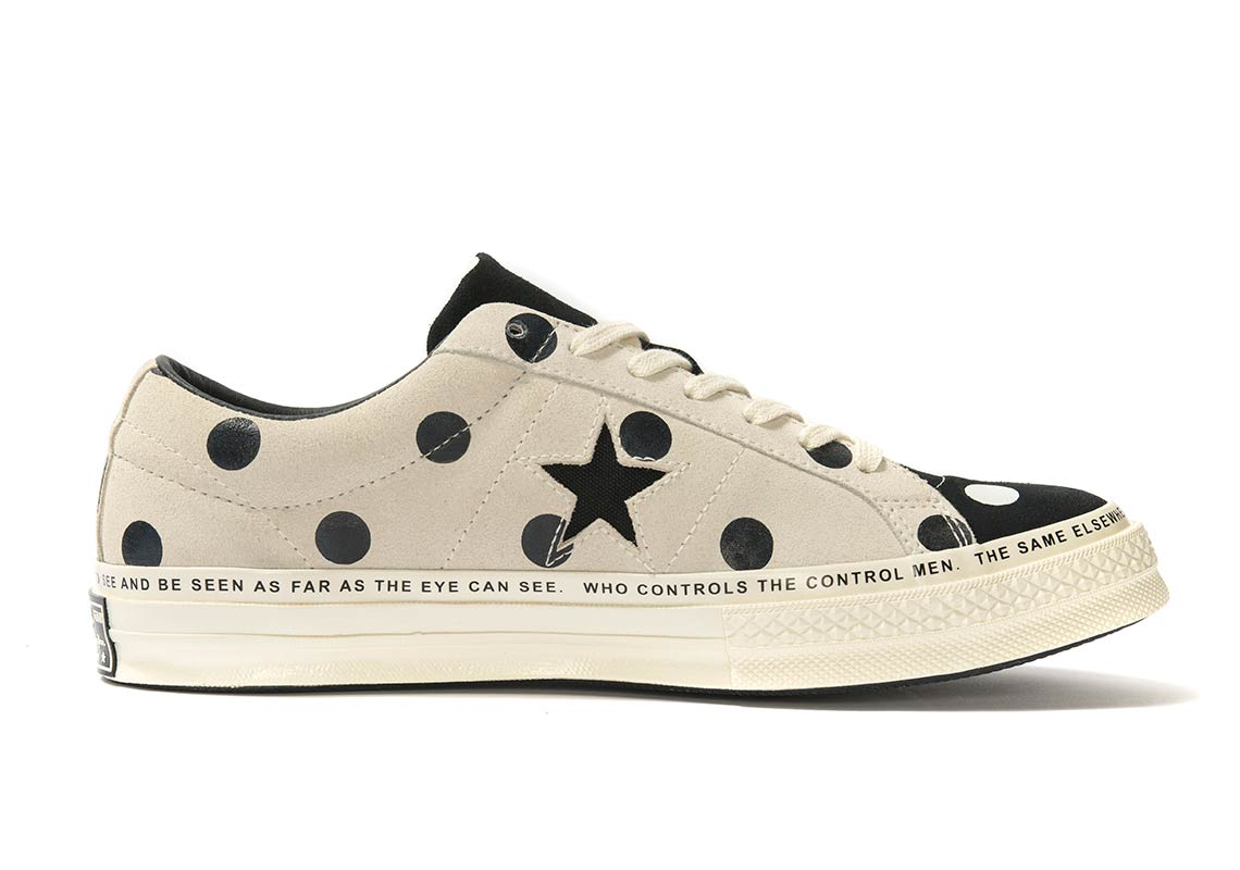 21d8aeb40d84 The Converse x Brain Dead One Star is releasing next week