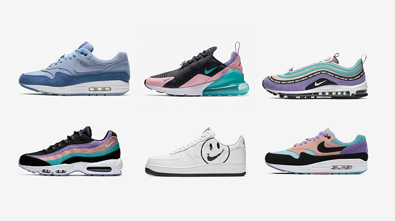 newest collection 06c05 6c7f0 Have A Nike Day' Collection for Air Max month | YoMZansi