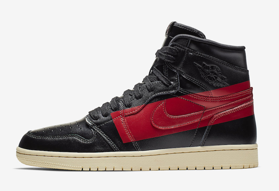 """91efb483c7fdc4 Look out for the Air Jordan 1 """"Couture"""" to release on Saturday"""