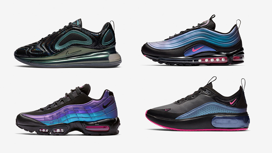 e2d52f1bc79b Nike Air Max  Throwback Future  Pack