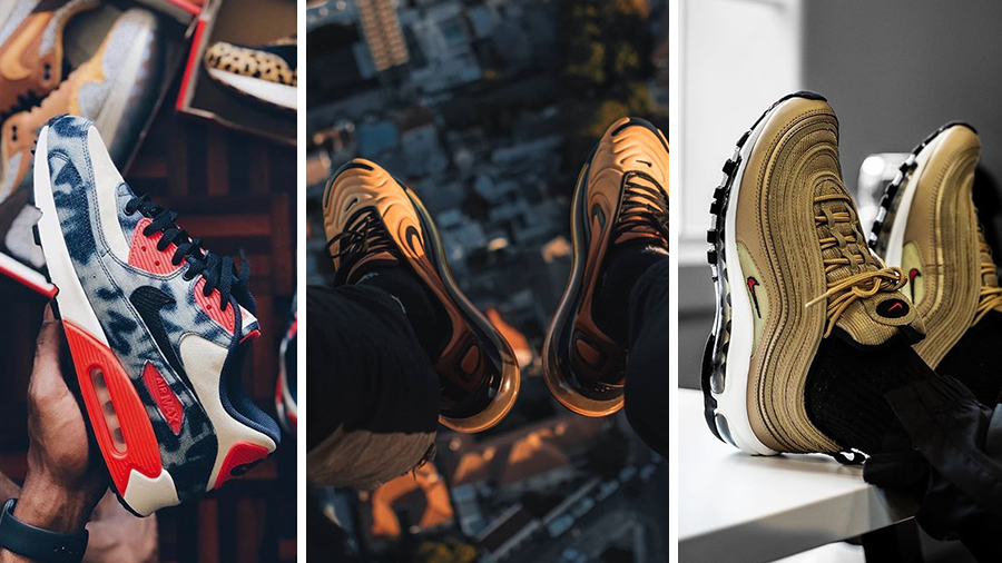 dda166146c ... marks a global celebration created by Nike to honour one of the most  innovative and iconic sneakers to ever hit the streets, international Air  Max Day.