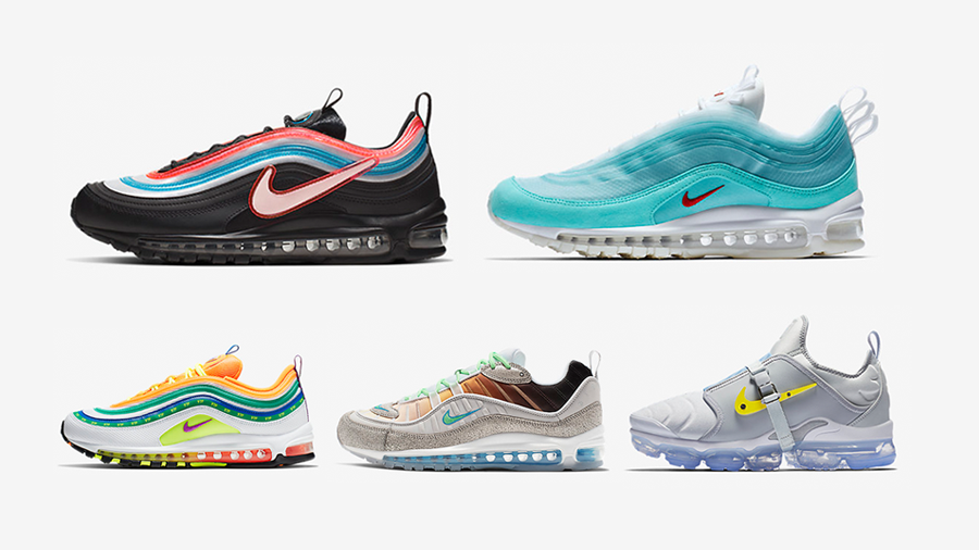 Nike On Air Air Max 2019 Collection Release Date Sneaker