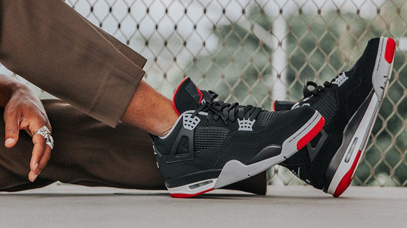 size 40 918a8 f91b4 ON-FEET LOOK: 2019 Air Jordan 4