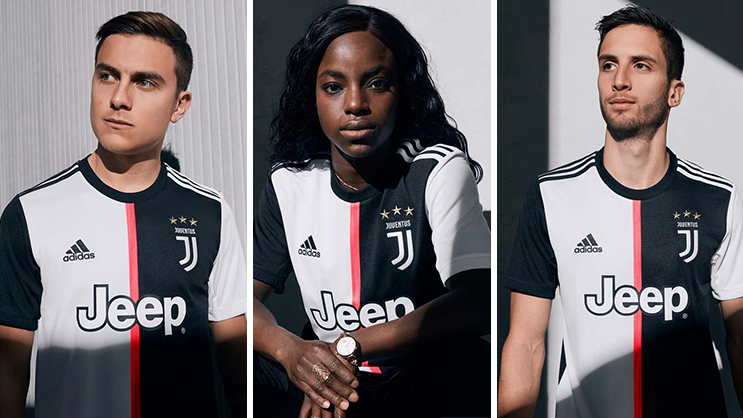 big sale bcf70 3f447 WHERE TO BUY: Juventus 2019/20 Home Kit Jersey | YoMZansi