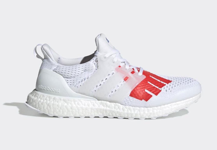 pretty nice a2328 27846 Undefeated x adidas Ultra Boost 1.0
