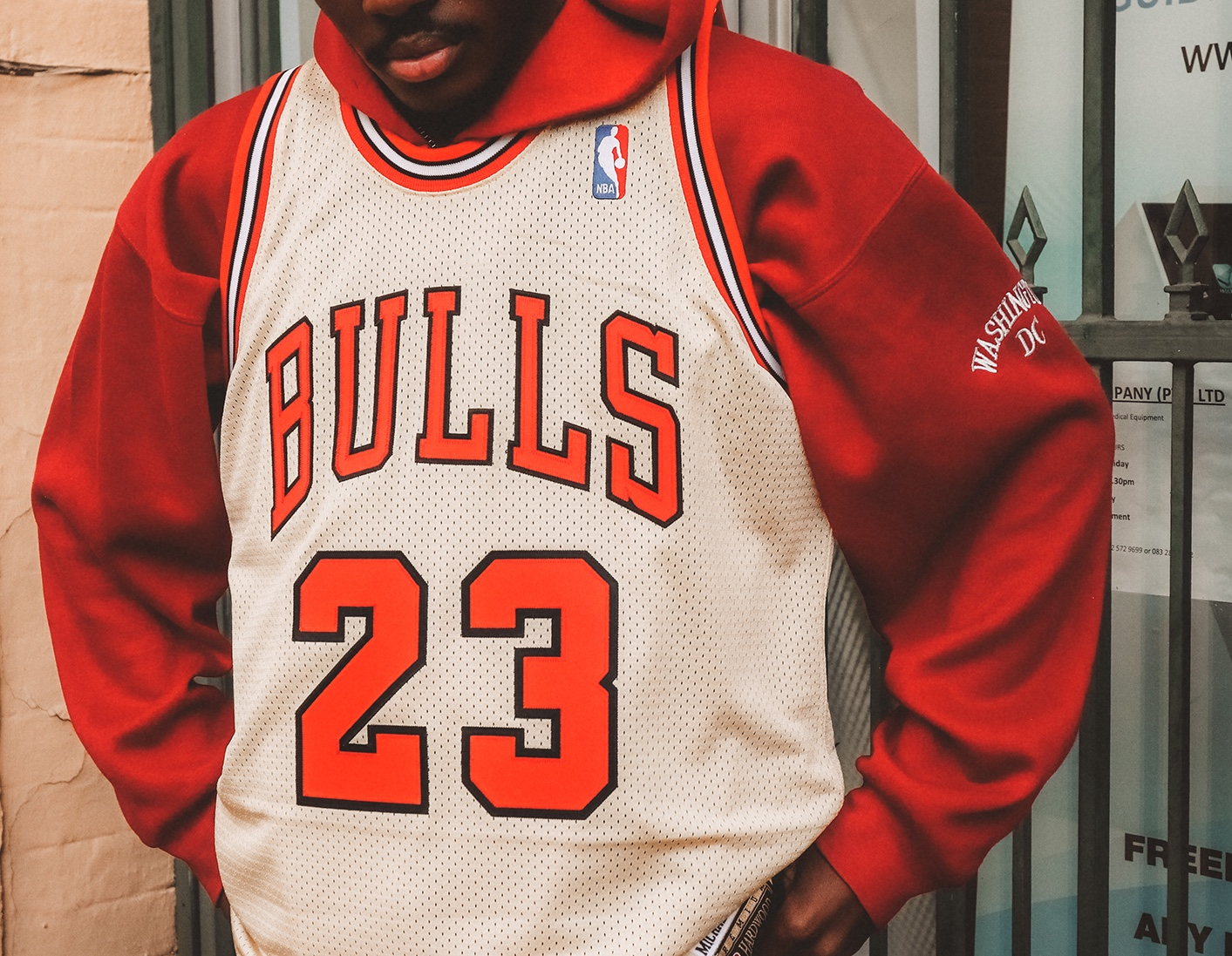 watch 584ab 88ca5 Mitchell & Ness Michael Jordan Gold Jersey | YoMZansi