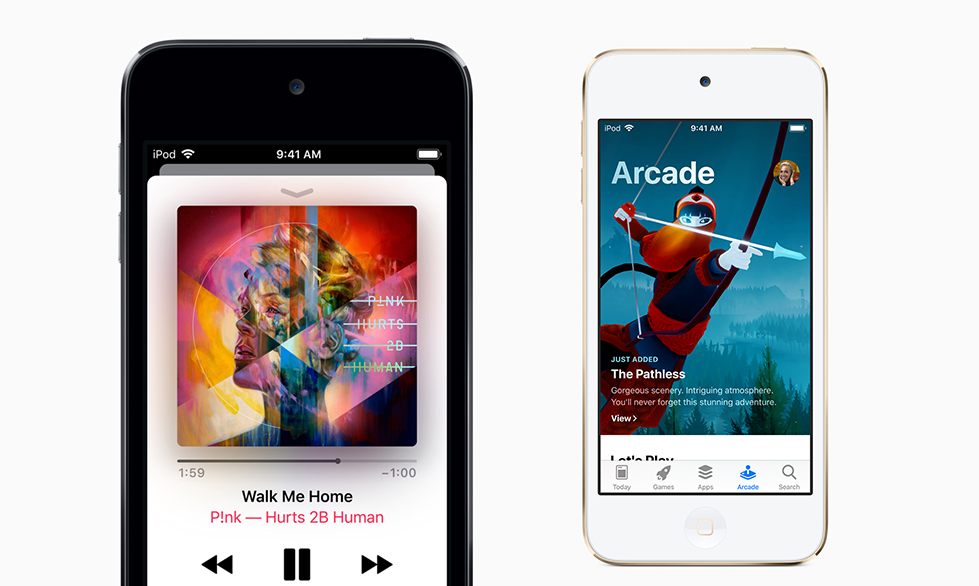 Apple announces a new iPod touch with 256 GB storage option | | YoMZansi