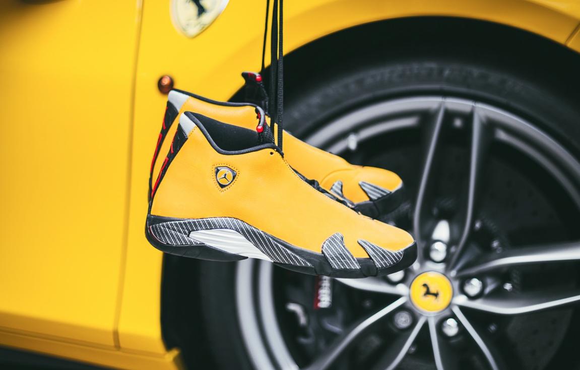 sneakers for cheap 3816c 39b83 Release Date: Air Jordan 14