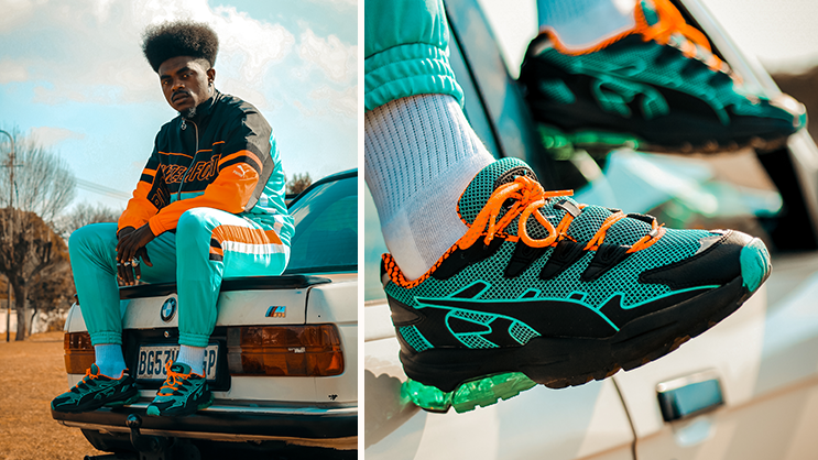 Styling the PUMA CELL Alien Kotto +