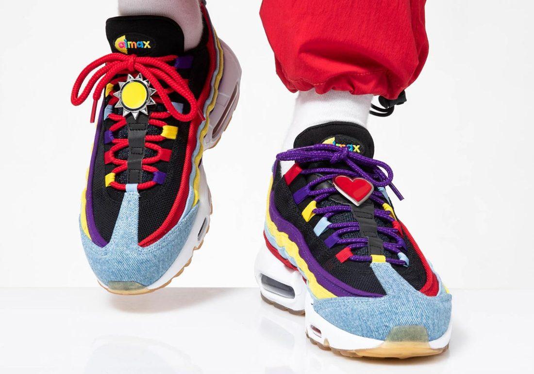 Release Date Nike Air Max 95 Sp Psychic Blue Yomzansi
