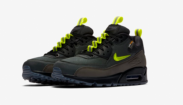 Release Date: The Basement x Nike Air Max 90