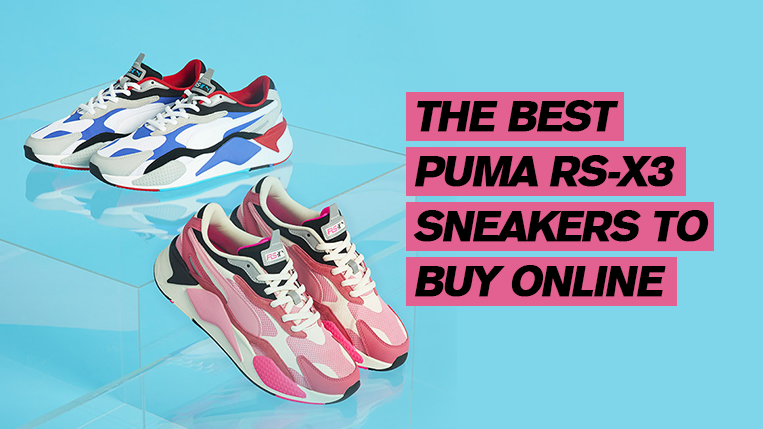 Best PUMA RS-X³ Sneakers | YOMZANSI