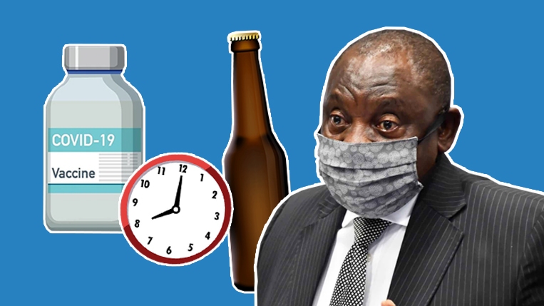 Ramaphosa Announces Move To Level 2 Lockdown Yomzansi