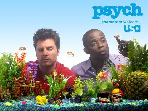 Psych Season 3 (2009)