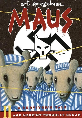 Maus II: A Survivor's Tale: And Here My Troubles Began (1992)