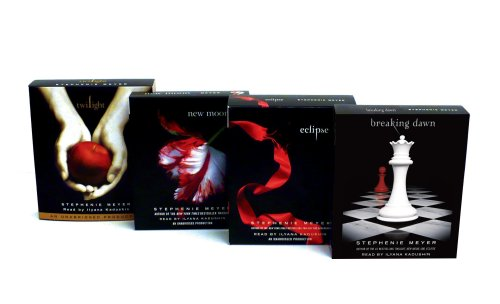 Stephenie Meyer: Twilight/New Moon/Eclipse/Breaking Dawn CD Ppk (2008)