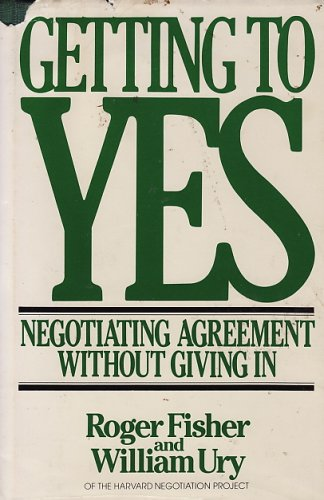 GETTING TO YES (1981)