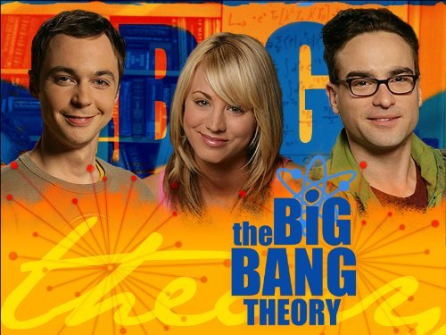 The Big Bang Theory: The Complete First Season (2011)