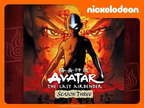Avatar The Last Airbender Season 3 (2009)