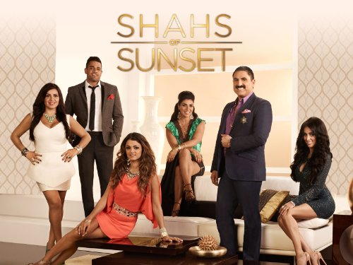 Shahs of Sunset Season 2 (2013)