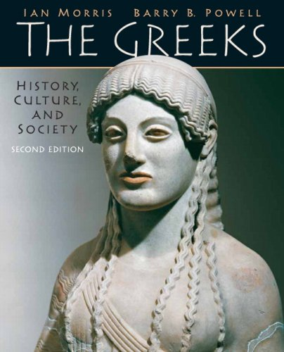 The Greeks: History, Culture, and Society (2009)