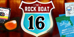 THE ROCK BOAT 2021