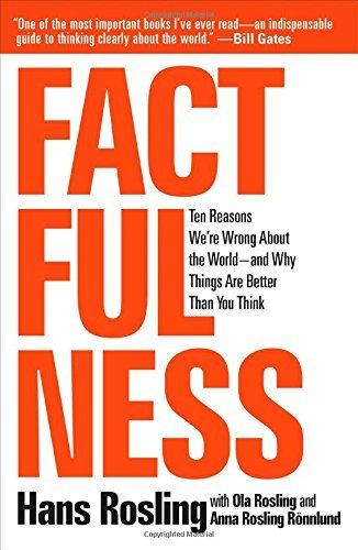 Factfulness: Ten Reasons We're Wrong About the World--and Why Things Are Better Than You Think (2018)