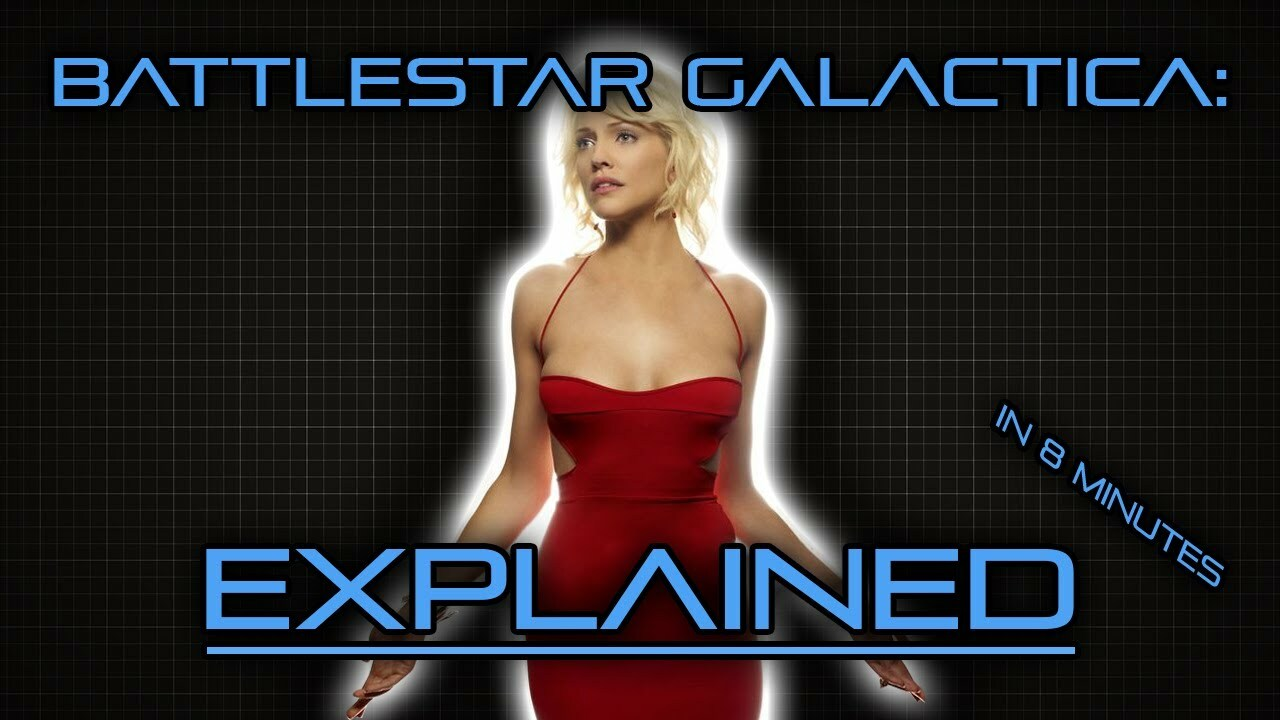 Battlestar Galactica Explained in 8 Minutes (2020)