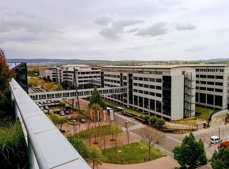 Walldorf SAP Building No 1
