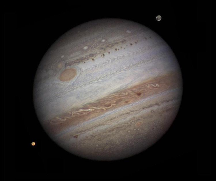 Jupiter will look stunning this month; here's what to watch for — National Geographic