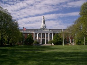Harvard Business School Business schools