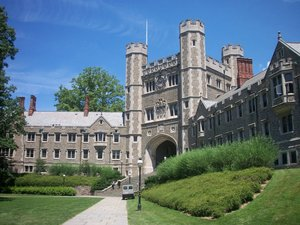 Princeton University  - Physical & Natural Sciences