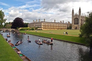 Cambridge - School of the Physical Sciences