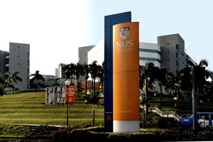 National University of Singapore  - Engineering, Technology & Math