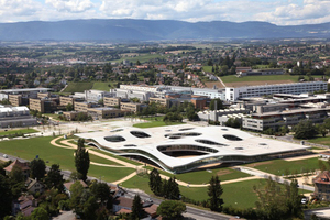 EPF Lausanne - Engineering, Technology & Math