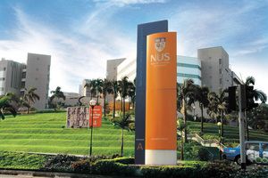 National University of Singapore   - Health & Medicine