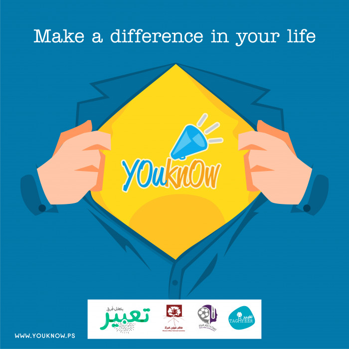 Make a difference in your life