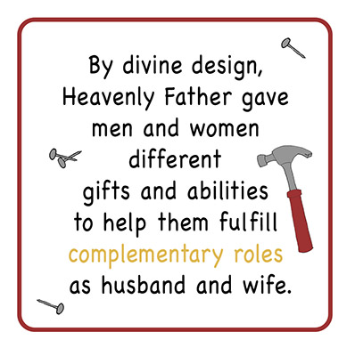 AugYW roles men women handouts