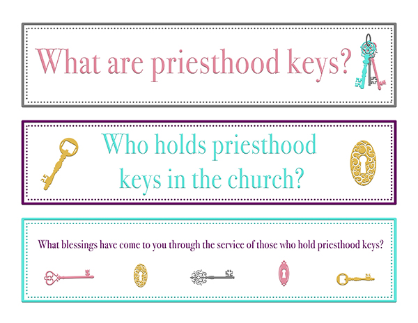 What Are The Keys Of The Priesthood Mormonyw