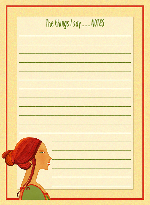 Journal Card
