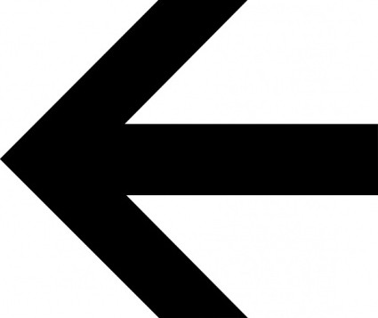 left black-arrow-clip-art